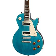 Epiphone Limited Edition Les Paul Traditional PRO-II Electric Guitar Ocean Blue Burst