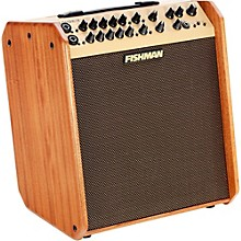 Fishman Limited Edition Mahogany Loudbox Performer 180W Acoustic Guitar Combo Amplifier Wood