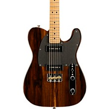 Fender Limited Edition Malaysian Blackwood Telecaster Electric Guitar