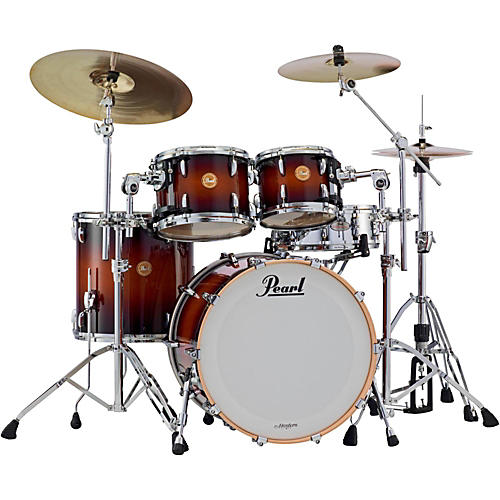 Pearl Limited Edition Masters Mahogany 4-Piece Shell Pack