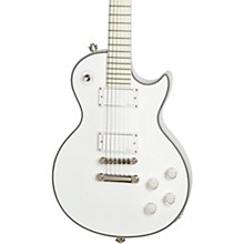 """Open BoxEpiphone Limited Edition Matt Heafy """"SnØfall"""" Les Paul Custom Electric Guitar Outfit"""