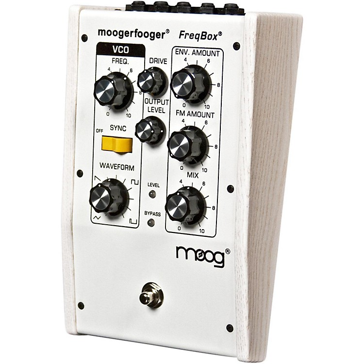 Moog Limited Edition Moogerfooger Freq Box Analog Effects