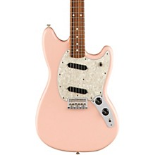Fender Limited Edition Mustang Electric Gutiar with Pau Ferro Fingerboard Shell Pink