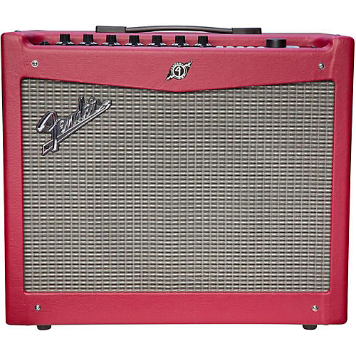 Fender Limited Edition Mustang III 100W 1x12 Guitar Amp Wine Red-thumbnail
