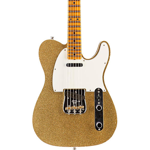 Fender Custom Shop Limited Edition NAMM 2016 Custom Built Postmodern Journeyman Relic Maple Fingerboard Telecaster-thumbnail