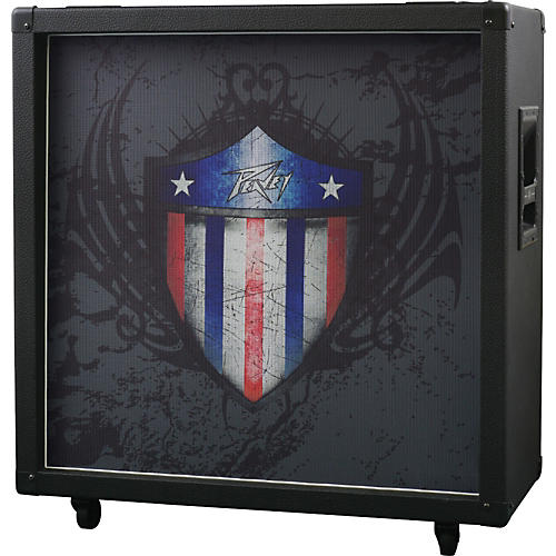 Peavey Limited Edition Patriotic 4x12 Guitar Speaker Cabinet