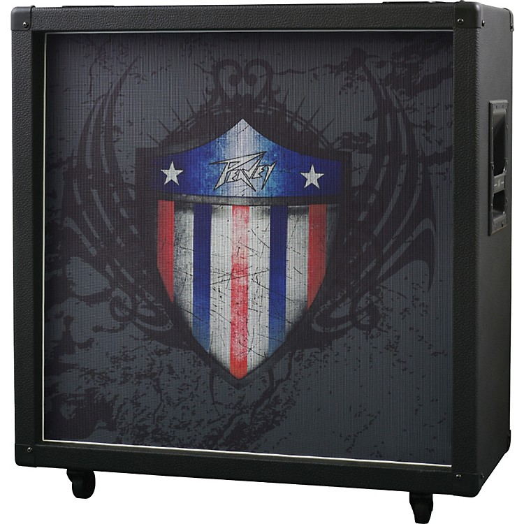 PeaveyLimited Edition Patriotic 4x12 Guitar Speaker Cabinet