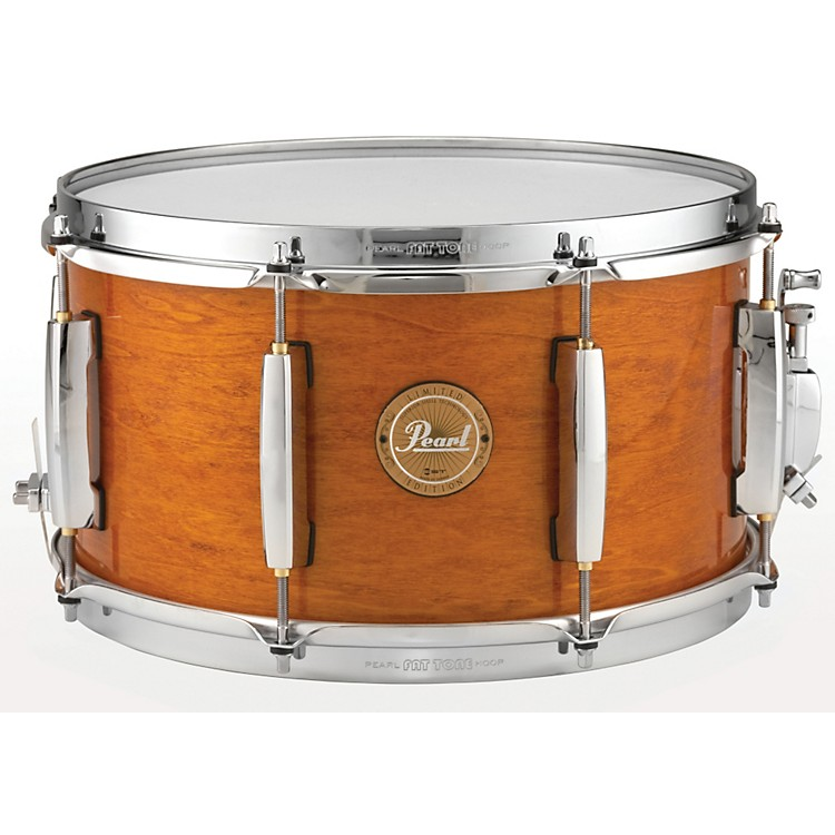 Pearl Limited Edition Poplar/African Mahogany Power Piccolo Snare Drum