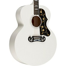 Gibson Limited Edition SJ-200 Alpine White Acoustic-Electric Guitar