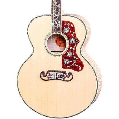 Gibson Limited Edition SJ-200 Quilt Vine Acoustic Guitar