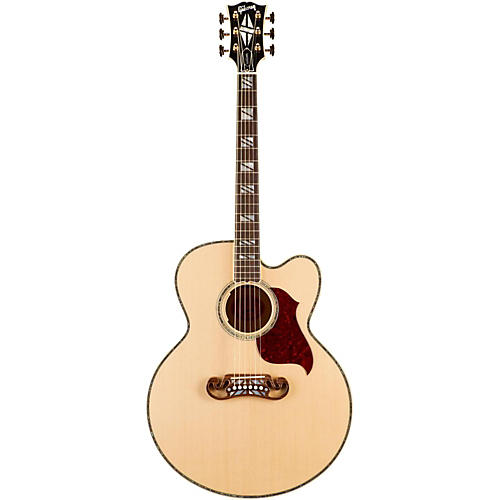 Gibson Limited Edition Super 200 Custom Acoustic-Electric Guitar