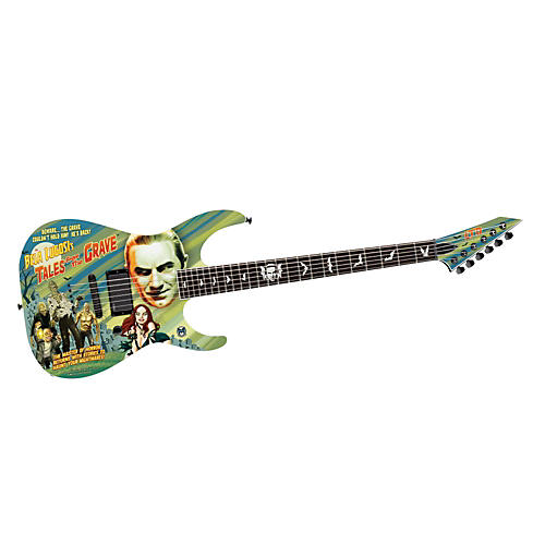 ESP Limited Edition Tales From the Grave Guitar