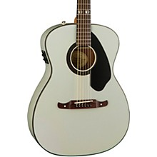 Fender Limited Edition Tim Armstrong Hellcat Acoustic-Electric Guitar Silver