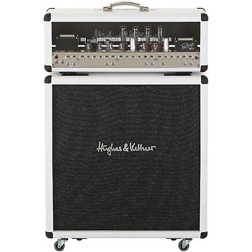 Hughes & Kettner Limited Edition TriAmp MKII Guitar Head and Custom 4x12 Cab with Free Cover-thumbnail