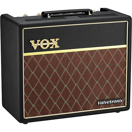 Vox Limited Edition Valvetronix VT20+ 20W 1x8 Guitar Combo Amp Classic