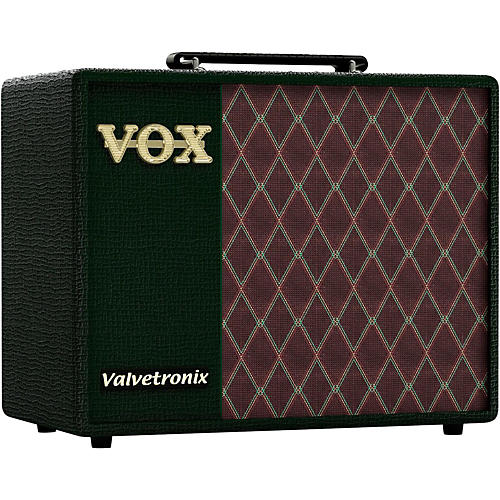 Vox Limited Edition Valvetronix VT20X BRG 20W 1x8 Guitar Modeling Combo Amp-thumbnail