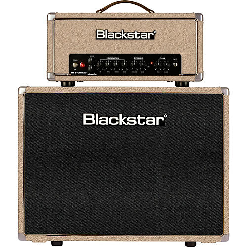 blackstar limited edition venue series ht studio 20 20w tube guitar head and 2x12 cab musician. Black Bedroom Furniture Sets. Home Design Ideas