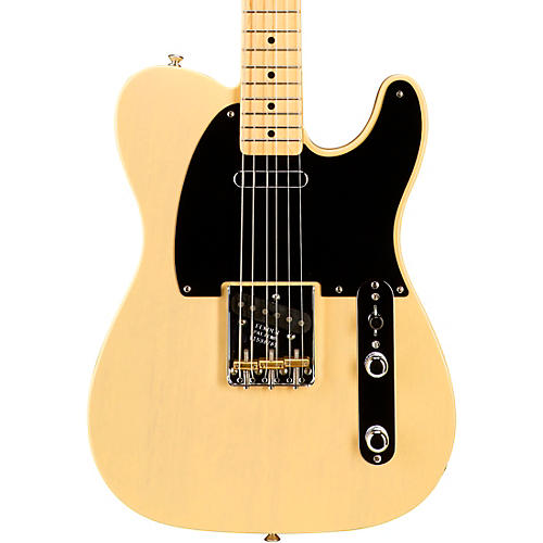 Fender Limited Edition Vintage '52 Korina Telecaster Electric Guitar-thumbnail