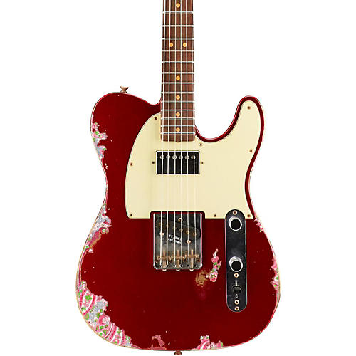 Fender Custom Shop Limited Edtion 60s H/S Relic Tele-thumbnail