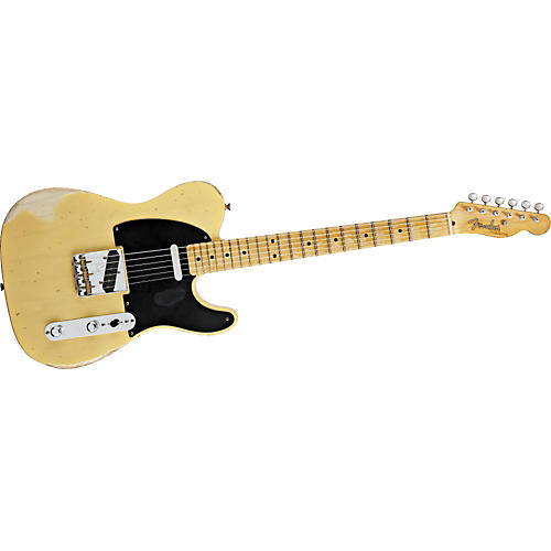 Fender Custom Shop Limited Release 1952 Heavy Relic Telecaster Electric Guitar