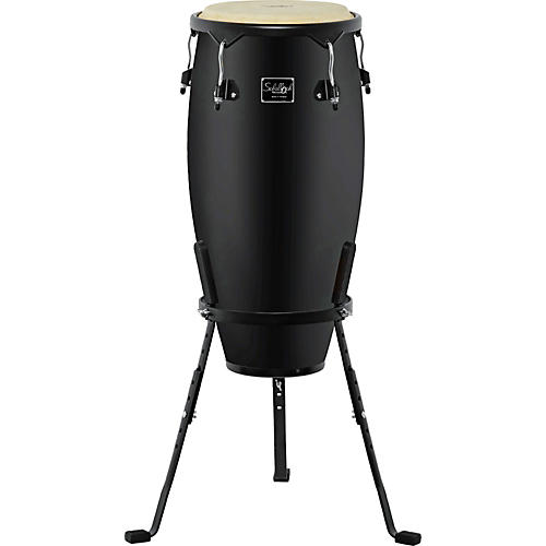 Schalloch Linea 50 Conga with Stand Black Hardware