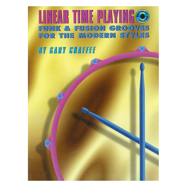 AlfredLinear Time Playing (Book/CD)