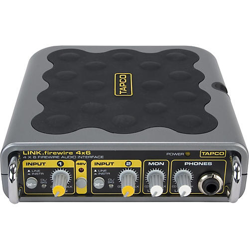 Tapco Link.FireWire 4x6 Audio Interface