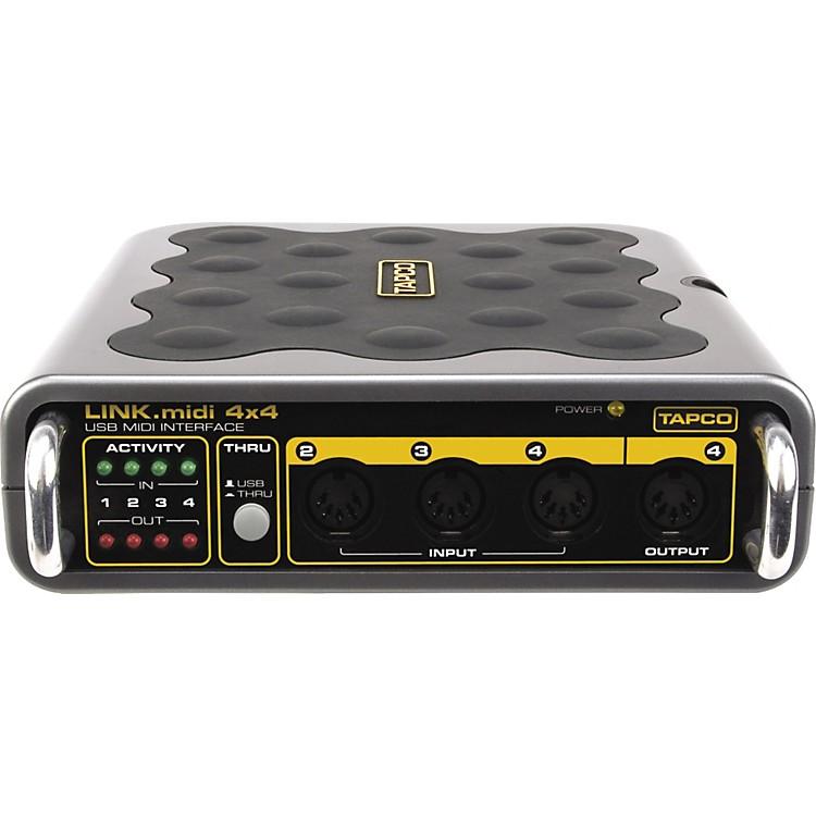 TapcoLink.MIDI 4x4 USB MIDI Interface