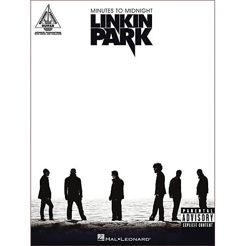 Hal Leonard Linkin Park - Minutes to Midnight Guitar Tab Songbook