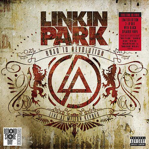 Alliance Linkin Park - Road to Revolution: Live at Milton Keynes