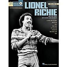 Hal Leonard Lionel Richie - Pro Vocal Men's Edition Volume 55 Book/CD
