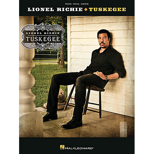 Hal Leonard Lionel Richie - Tuskegee Piano/Vocal/guitar Songbook-thumbnail