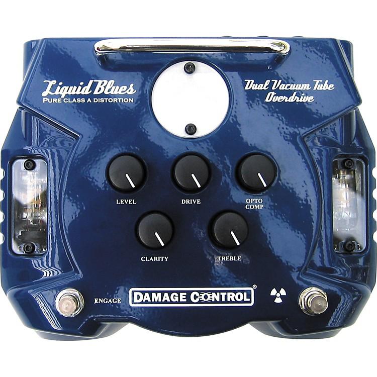 Damage ControlLiquid Blues Dual Tube Overdrive Pedal