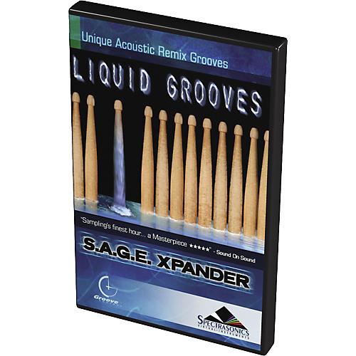 Spectrasonics Liquid Grooves S.A.G.E. Xpander Remix Grooves