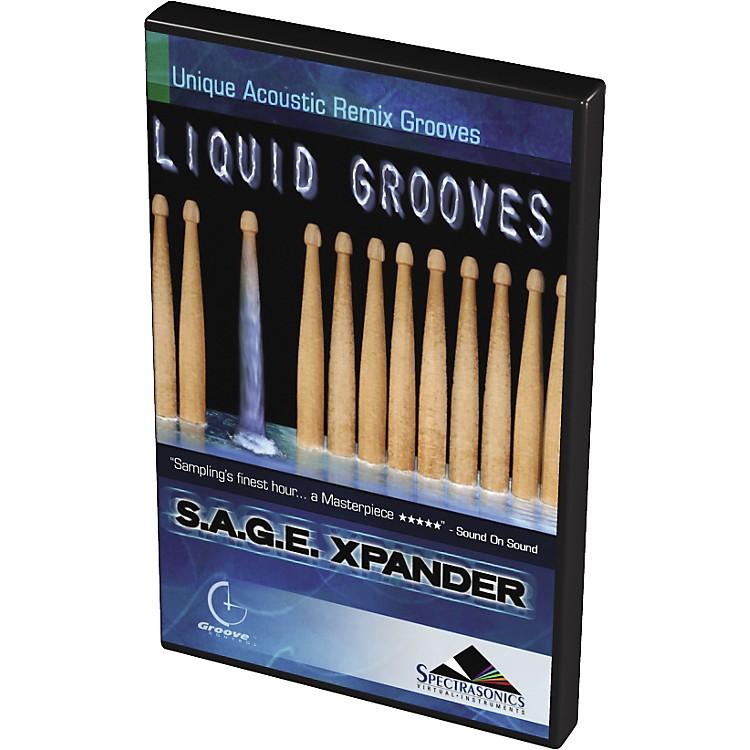 SpectrasonicsLiquid Grooves S.A.G.E. Xpander Remix Grooves