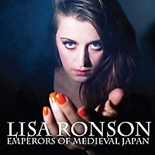 Lisa Ronson - Emperors of Medieval Japan (White Vinyl Numbered)