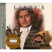 Liszt's Rhapsody CD Composed by Franz Liszt
