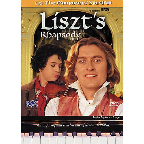 Devine Entertainment Liszt's Rhapsody (DVD)