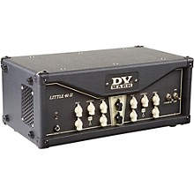 DV Mark Little 40 II 40W All-Tube Guitar Head