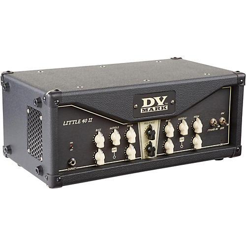 DV Mark Little 40 II 40W All-Tube Guitar Head-thumbnail