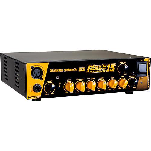 Markbass Little Mark III Anniversary 15 500W Bass Amp Head