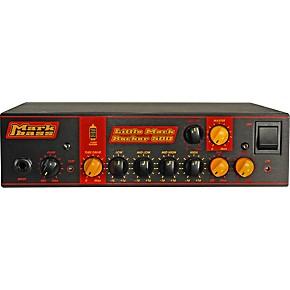 markbass little mark rocker 500 500w bass amp head musician 39 s friend. Black Bedroom Furniture Sets. Home Design Ideas