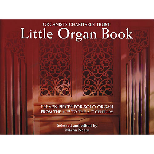 Novello Little Organ Book Music Sales America Series Composed by Various Edited by Martin Neary