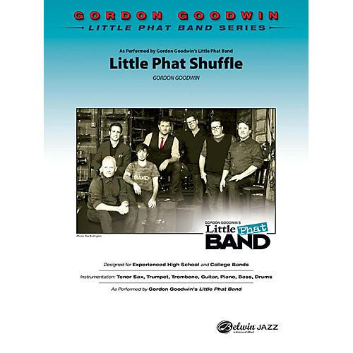 Alfred Little Phat Shuffle Jazz Band Grade 4.5 Set