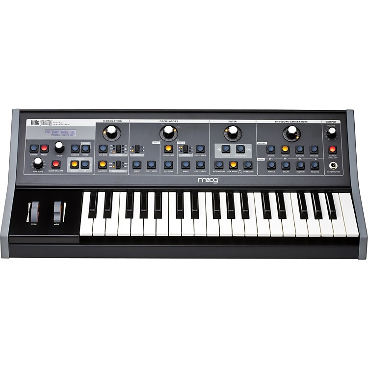 Moog Little Phatty Stage II Keyboard Synthesizer