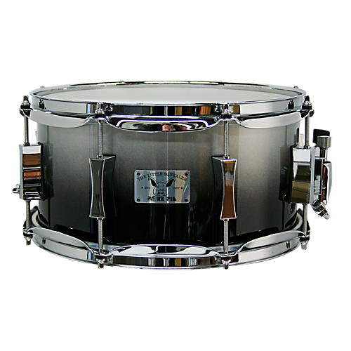Pork Pie Little Squealer Birch/Maple Shell Snare Drum High Gloss Metallic Fade Lacquer with Chrome Hardware 12 x 6 in.