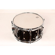 Pork Pie Little Squealer Birch/Maple Shell Snare Drum Level 2 High-Gloss Metallic Gray Lacquer, 13 x 7 in. 190839109897