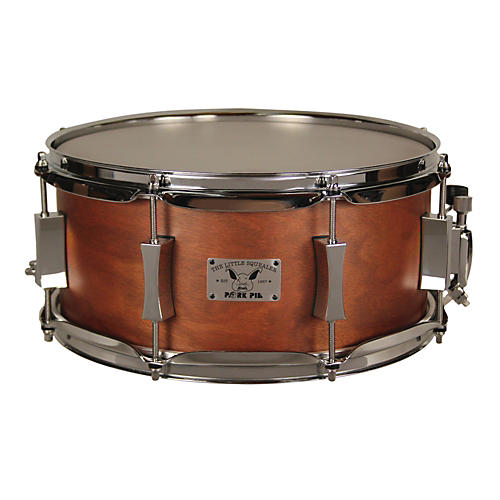 Pork Pie Little Squealer Custom Eastern Mahogany Snare Drum