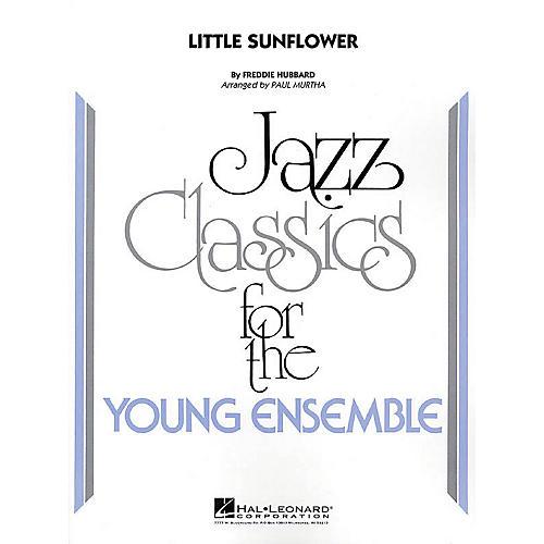 Hal Leonard Little Sunflower Jazz Band Level 4 Arranged by Paul Murtha-thumbnail