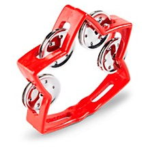 Rhythm Band Littlestar Tambourine Red
